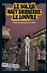 page album Le soleil naît derrière le Louvre