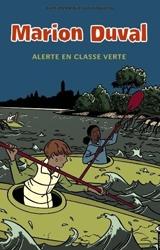couverture de l'album Alerte en classe verte
