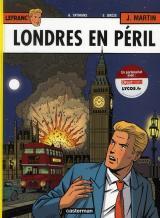 page album Londres en péril
