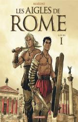 couverture de l'album Aigles de Rome, Livre I