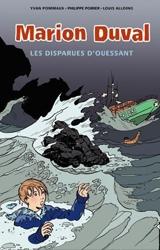 couverture de l'album Les Disparues d'Ouessant