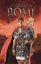 couverture de l'album Aigles de Rome, Livre II