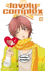 page album Lovely Complex, T.16