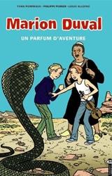 couverture de l'album Un Parfum d'aventure
