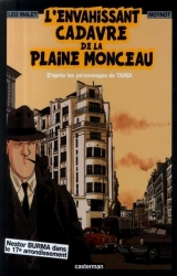 page album L'envahissant cadavre de la plaine Monceau