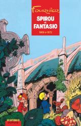 couverture de l'album Intégrale Spirou et Fantasio - 1969-1972