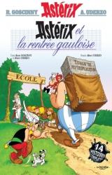 couverture de l'album Astérix et la Rentrée Gauloise