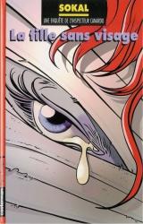 page album La fille sans visage