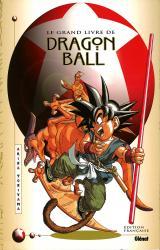 couverture de l'album Le Grand livre de Dragon Ball