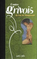 couverture de l'album Contes grivois de Guy de Maupassant