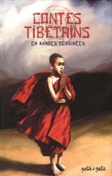 couverture de l'album Contes tibétains