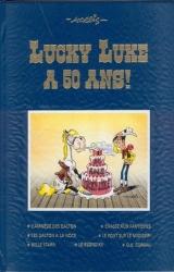 page album Lucky Luke à 50 ans