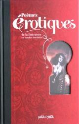 couverture de l'album Poèmes érotiques de la littérature en bandes dessinées