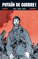 page album Putain de guerre !, 1917-1919