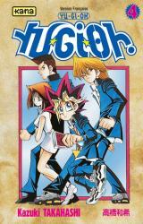 page album Yu-Gi-Oh!, T.4