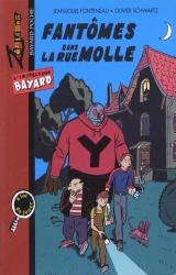 couverture de l'album Fantômes dans la rue Molle