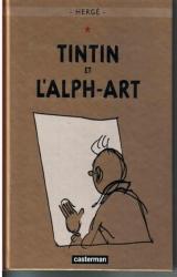 couverture de l'album Tintin et l'alph-art