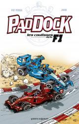 page album Paddock, Les coulisses de la F1, T.2