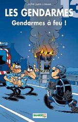 couverture de l'album Gendarmes à feu