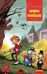 couverture de l'album Intégrale Spirou et Fantasio 1972-1975