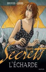 page album Intégrale Secrets - L'écharde