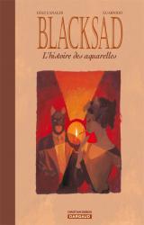 couverture de l'album L'histoire des aquarelles - T.2
