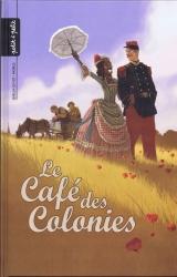 couverture de l'album Le Café des Colonies