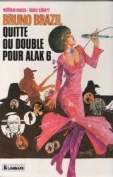 couverture de l'album Quitte ou double pour Alak 6