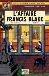 couverture de l'album L'Affaire Francis Blake