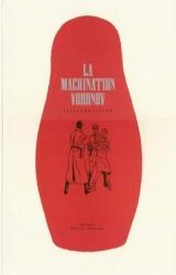 couverture de l'album La machination Voronov