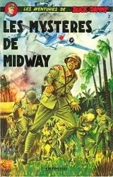 couverture de l'album Les mystères de Midway