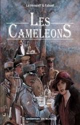 couverture de l'album Les caméléons