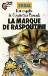 page album La marque de Raspoutine