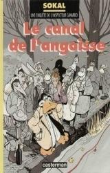 page album Le canal de l'angoisse