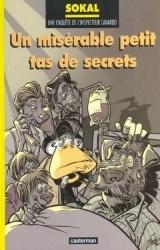 page album Un misérable petit tas de secrets