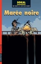 page album Marée noire