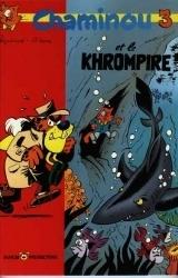 page album Chaminou et le Khrompire