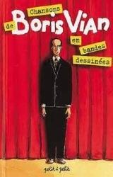 couverture de l'album Boris Vian