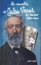 couverture de l'album Les nouvelles de Jules Verne