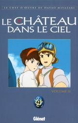 page album Château dans le ciel (Le), T.2