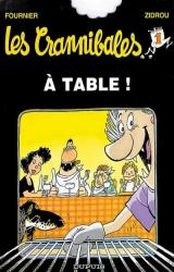 couverture de l'album A table!