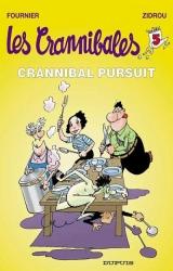 couverture de l'album Crannibal pursuit