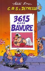 couverture de l'album 3615 - Code Bavure