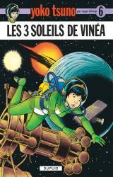 page album Les 3 soleils de Vinéa