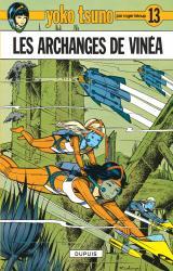 page album Les Archanges de Vinéa