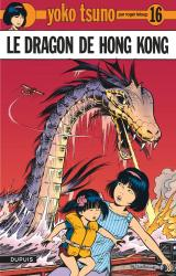 page album Le Dragon de Hong Kong