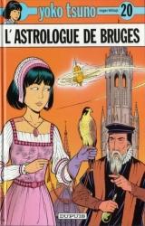page album L'astrologue de Bruges