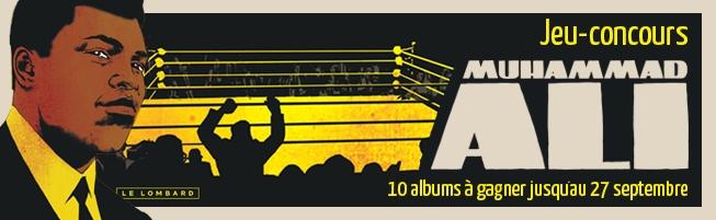 Jeu-concours Muhammad Ali