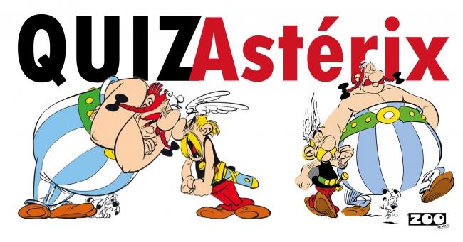 Quiz Astérix hommage à Uderzo