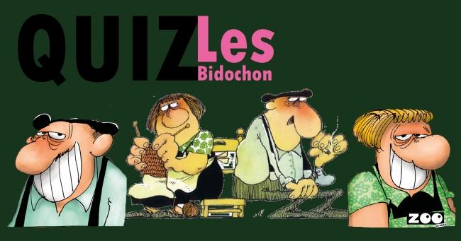 Quiz Les Bidochon